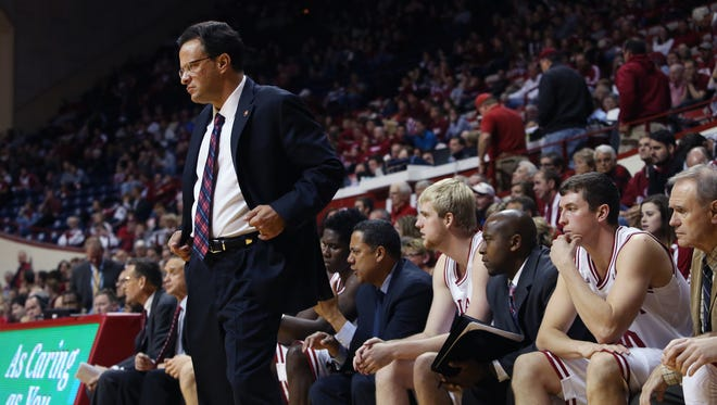 IU coach Tom Crean has prioritized Bruce Brown in the current senior class. Will he get good news Wednesday night?