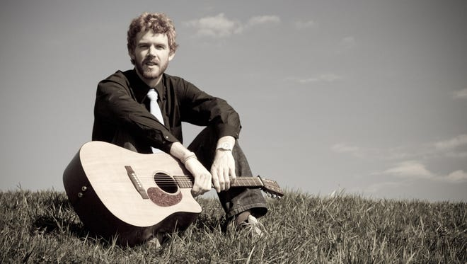 Singer-songwriter Connor Garvey performs Saturday night at 6 On The Square in Oxford.