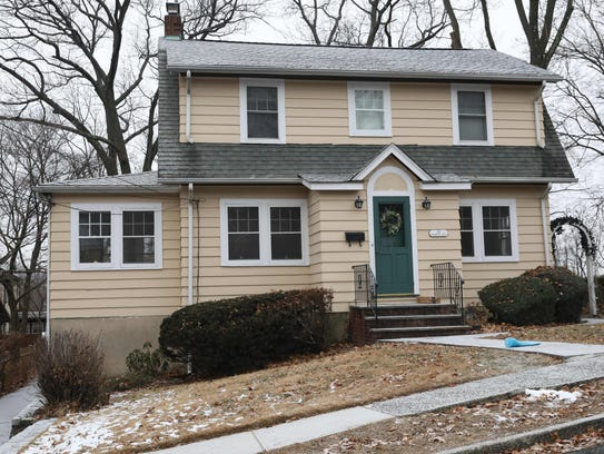 This home at 37 Darwin Ave in Hastings-on- Hudson,
