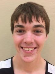 Junior Trey Graft, 5-9 Guard