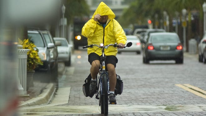 Dress in (breathable) layers for exterior wet and interior warmth, and get out of your wet gear ASAP once you're done.