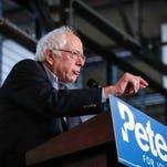 Photos: Bernie Sanders visits Des Moines, Cedar Rapids