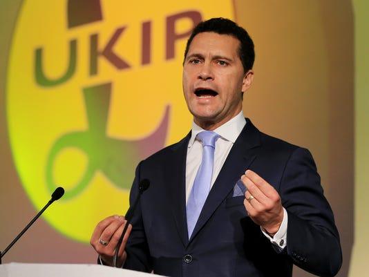 AP BRITAIN UKIP I FILE GBR