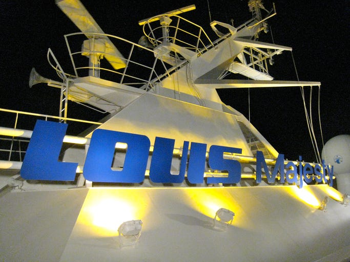 The largest and most modern vessel in Cypriot-owned Louis Cruise Lines' nine ship fleet, the Louis Majesty was, for the greater part of the past two decades, a popular U.S.-based cruise ship.