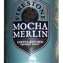 Firestone Walker's Mocha Merlin Oatmeal Stout ups the coffee factor in oatmeal stout