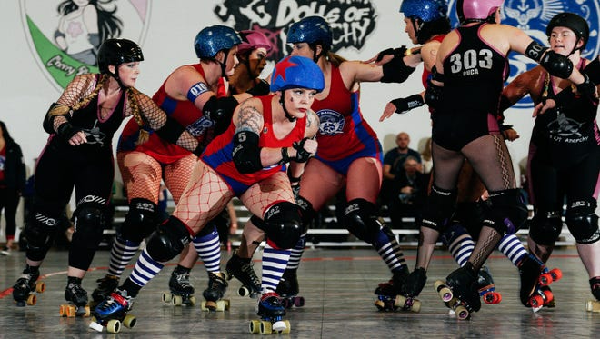 Take in a night of roller derby as the Panty Raiders compete against the Dolls of Anarchy to determine season champ 7 p.m. May 20 at The Mad House.