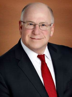 Wayne Davis, Central Trust vice president and relationship manager