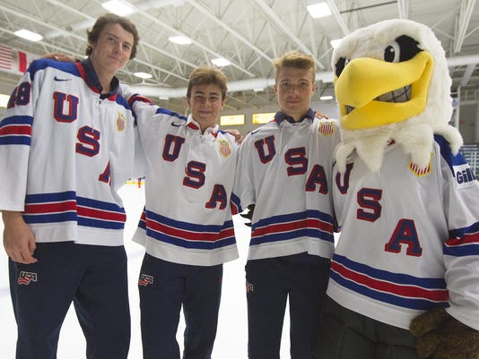 USA Hockey NTDP Open House