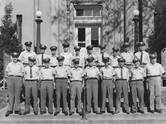 Post Office carriers circa 1955 1