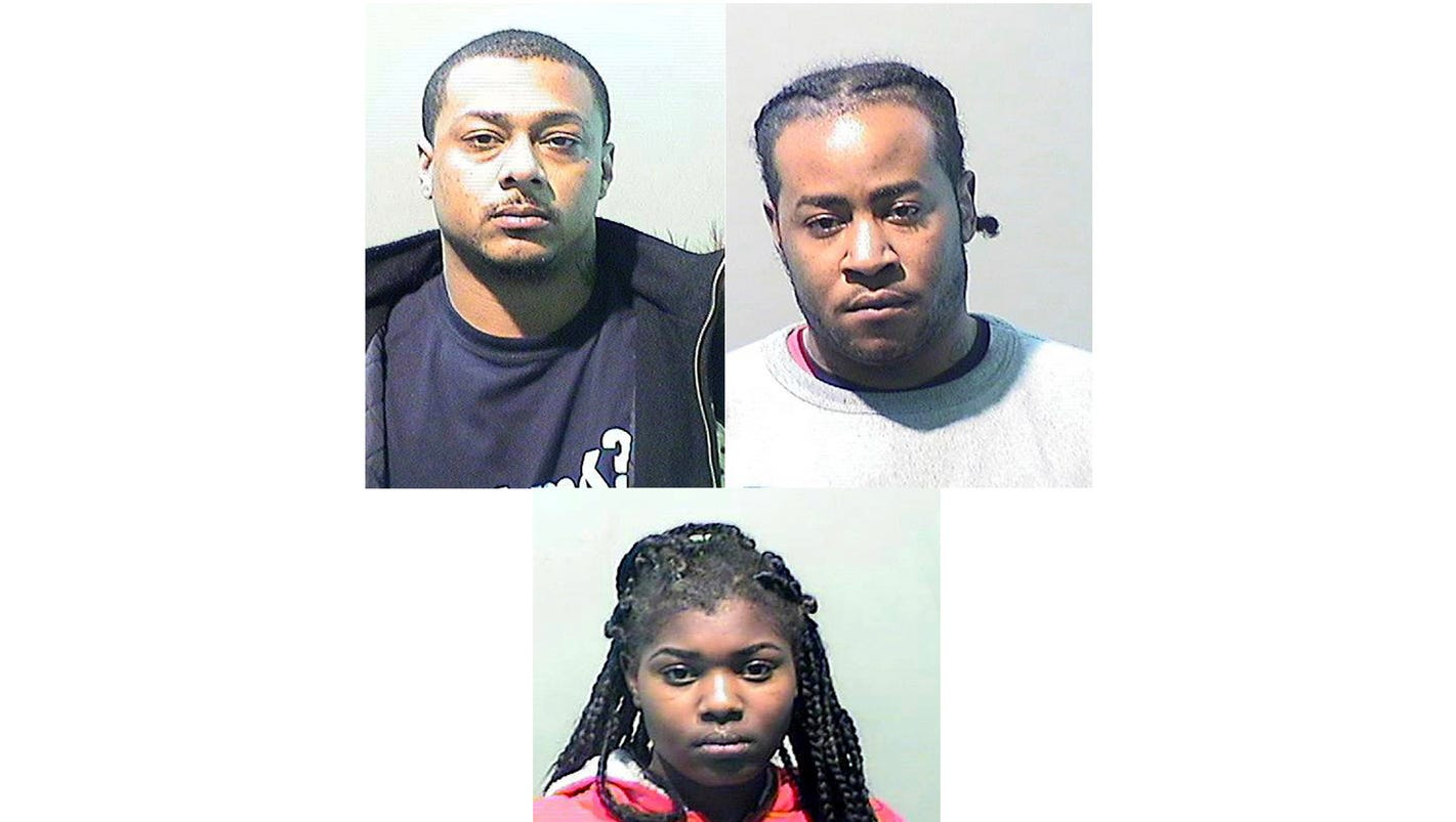 3 charged in connection with trafficking minor in Detroit