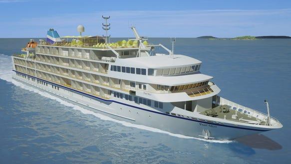 New Smallship Cruise Line Debuts On East Coast