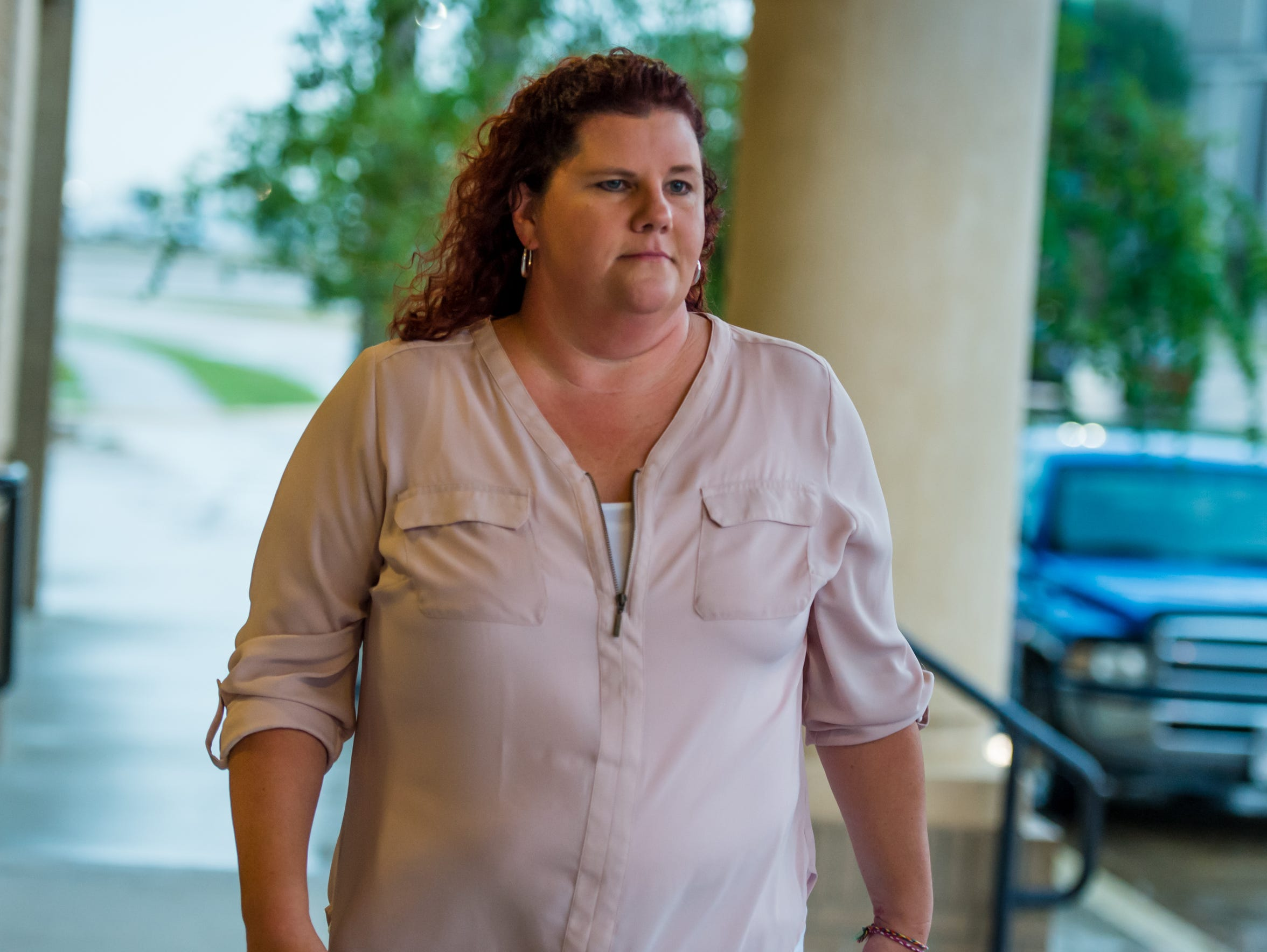 Gina Frenzel, a private investigator in Texas, testified