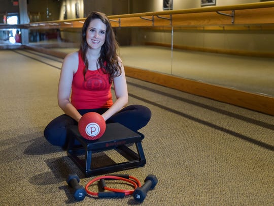 Laura Rafferty owns Pure Barre, located next to Whole
