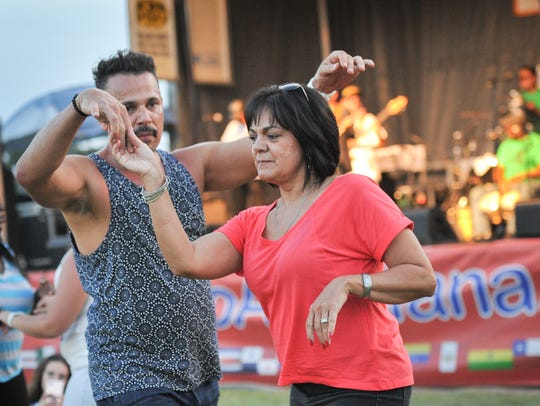 The 2016 Latin Music Festival at the Horse Farm- Moncus