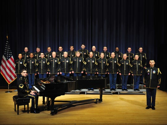 The U. S. Army Chorus will perform at African Baptist Church in Cheriton, Virginia on Friday, Sept. 22 at 7 p.m. in celebration of the retirement from the chorus and the Army of MSG Alvy Powell, a Northampton County native.