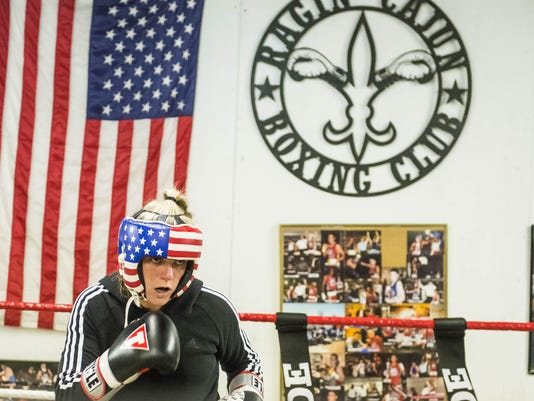 Silver Gloves Boxing                     December 14, 2017