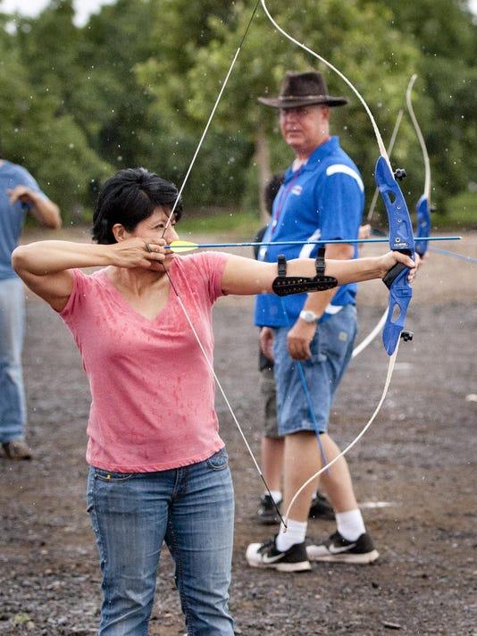 VTD 0613 Paths: Archery2