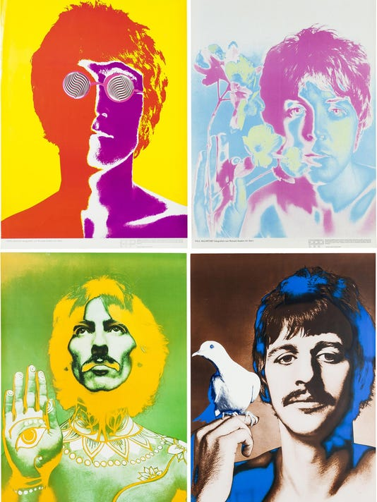 Music Beatles Auction