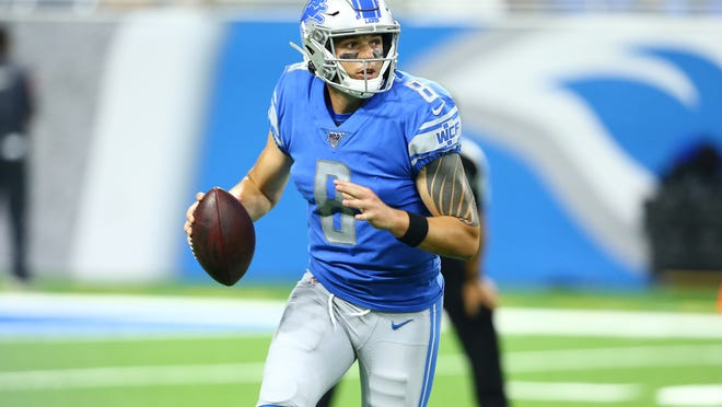 Palma alum David Fales last played for the Detroit Lions during the 2019 preseason.