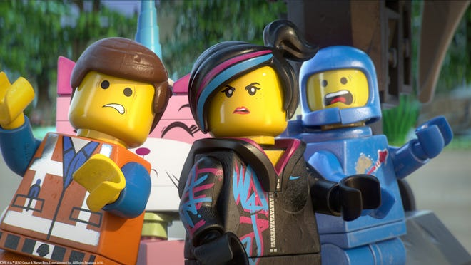 Exclusive Everything Is Awesome In Legoland S New Lego Movie 4d
