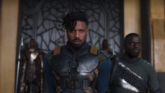 "Michael B. Jordan's trainer says he aimed to get the actor looking ""massive and mean"" for the Marvel film."