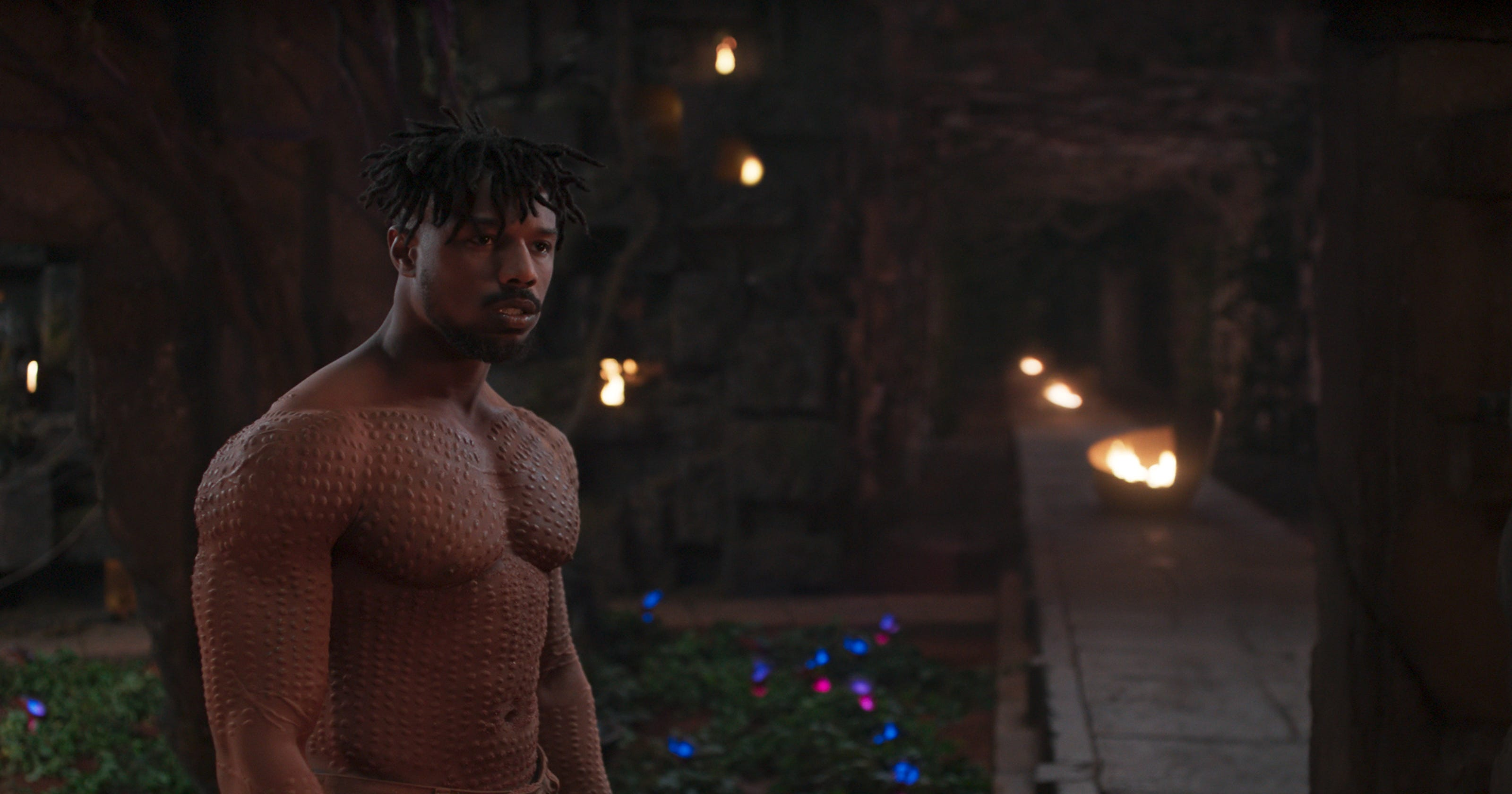 40946650d81f05 How Michael B. Jordan got mean and massive for  Black Panther