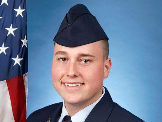 Air Force Airman Cody D. Brown