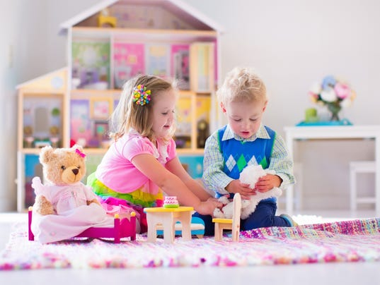 Toys And Gender: 4 Tips For A More Gender-neutral Play Space