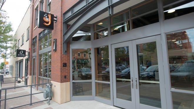 Fort Collins' Galvanize campus opened Monday, Aug. 3, 2015. The location, at 242 Linden St., provides a workspace for 33 technology-based companies in Old Town.