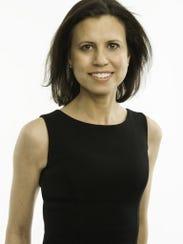 Gannett Chief Content Officer Joanne Lipman was named