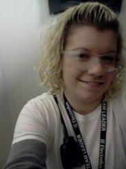 Stephanie Burns was a line supervisor at Elextrolux
