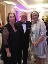 From left: Betta Vice, Georgia Gov. Nathan Deal and