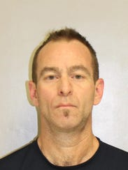 Rodney Mower is charged with drug delivery resulting