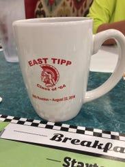 Trish's Red Bird Cafe is located at 696 Walnut Street
