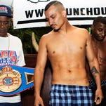 Ready to rumble? Boxers weigh in for Monroe bout
