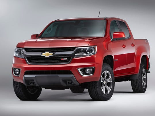 gm halts sales of chevrolet colorado gmc canyon trucks over airbag problem. Black Bedroom Furniture Sets. Home Design Ideas
