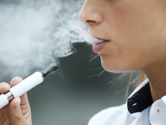 E-cigarettes at center of controversy