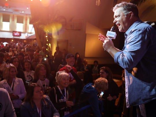 Buzz Brainard's Music Row Happy Hour huge hit on Nashville's
