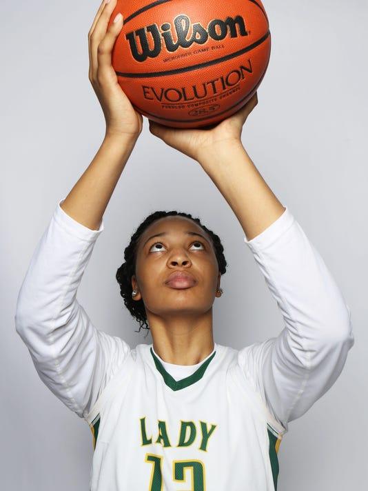 Micaela Wilson - Rayville basketball