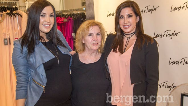 Ashlee Holmes, left, and Jacqueline Laurita, right, at an event in 2016.