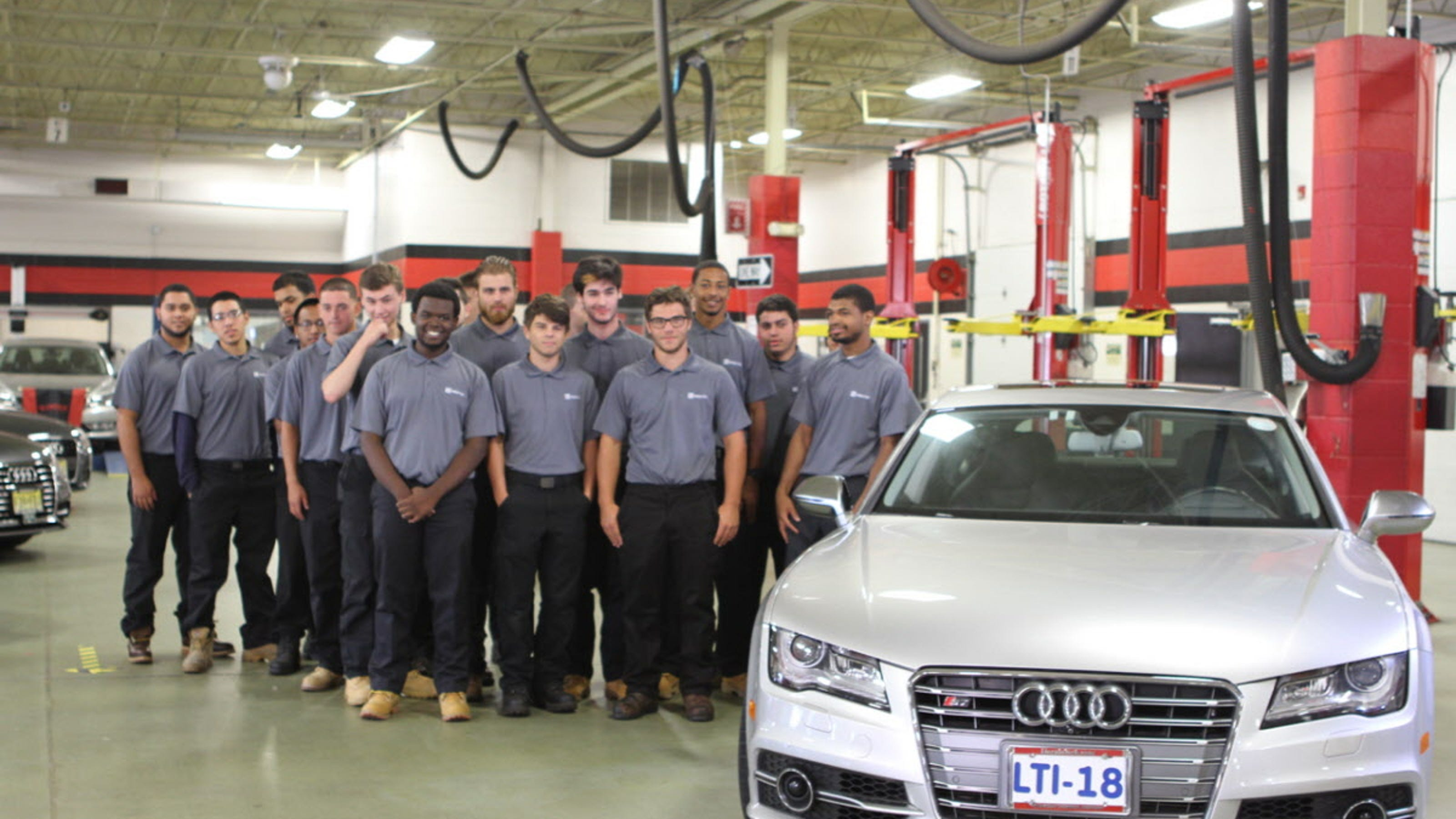 Lincoln Tech In Mahwah Partners With Vw