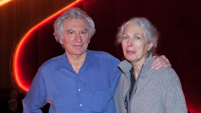 Ken and Flo Jacobs will offer a Nervous Magic Lantern performance on Tuesday at Cornell Cinema.
