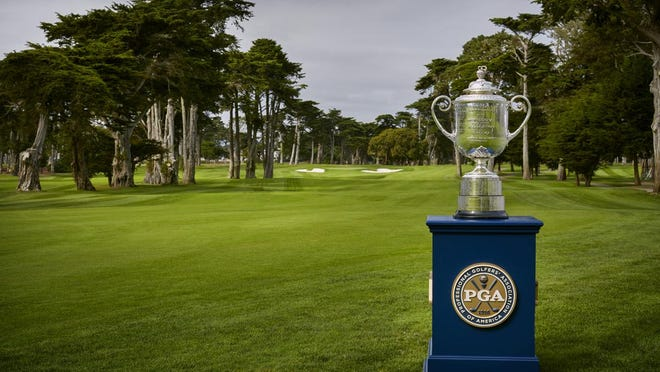 This year's PGA Championship is the first men's major in 13 months and will get prime time coverage through Sunday.