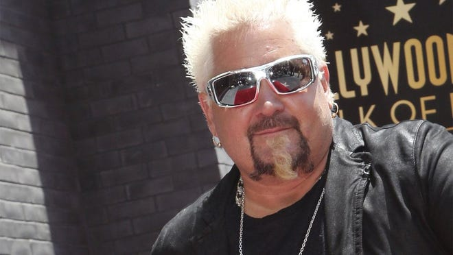More than 25,000 have signed a Change.org petition to change the name of Columbus to Flavortown to honor celebrity chef Guy Fieri, who was born in the city.