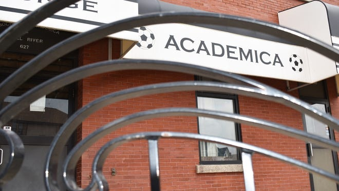 The city has declared the Academica Club structure unsafe and revoked the organization's certificate of occupancy.