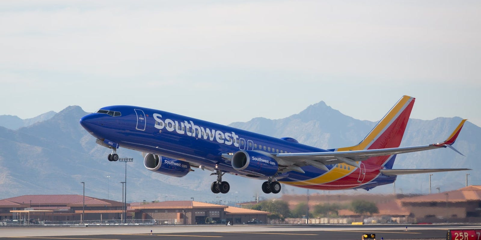 Pick a city, any city: Southwest continues new flight binge, adds two more vacation spots
