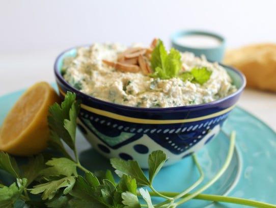 Bulgur Wheat Summer Salad