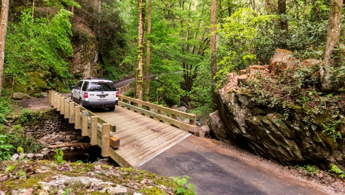 Roaring Fork Motor Nature Trail Opens Friday