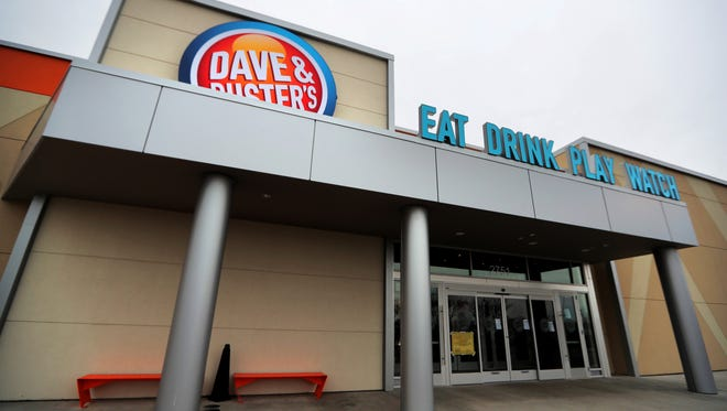A new Dave & Buster's opening Oct. 22 at the Capital City Hall is one of the many changes keeping Camp Hill shopping facility vibrant and relevant.
