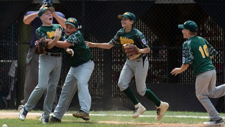 2018 New Jersey Little League State Tournament Schedule